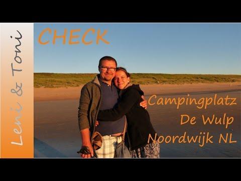 Leni & Toni CHECK: Campingplatz de Wulp in Noordwiijk | Niederlande