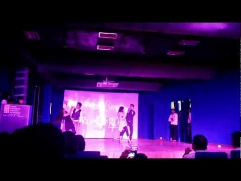 Pyaar Ki Ek Kahani Suno Salsa Dance Performance In College Function video