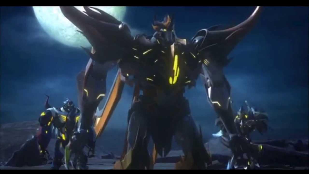 Transformers Prime Beast Hunters- Predacons Rising ... Transformers 3 Bumblebee Vs Megatron