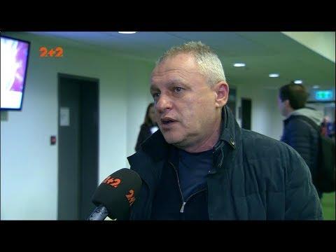 Ігор Суркіс прокоментував можливість продовження контракту з Мбокані