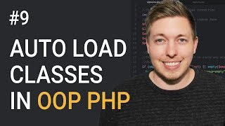 9: Load Classes Automatically In OOP PHP | Object Oriented PHP Tutorial | PHP Tutorial | mmtuts