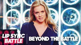 Alicia Silverstone Goes Beyond the Battle   Lip Sync Battle