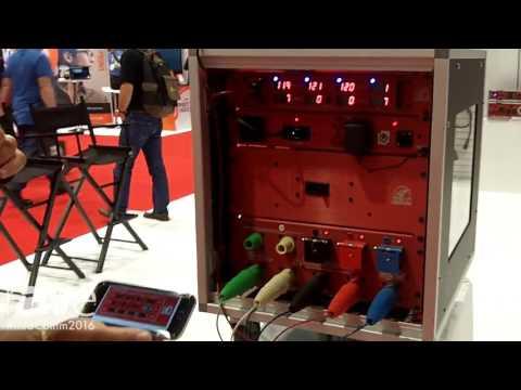 InfoComm 2016: Whirlwind Demonstrates New PL-PM1 Power Meter