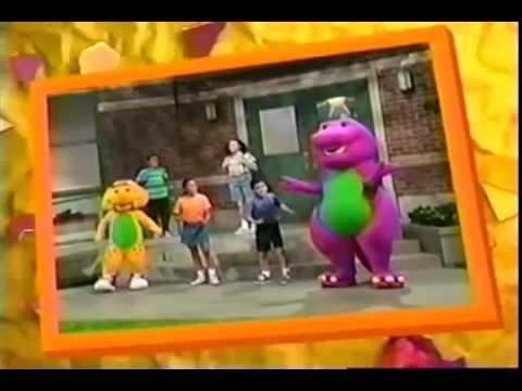 Barney Friends First Things