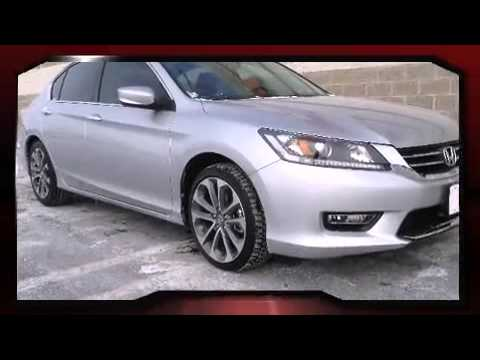 2013 Honda Accord Sport in Dubuque, IA 52002