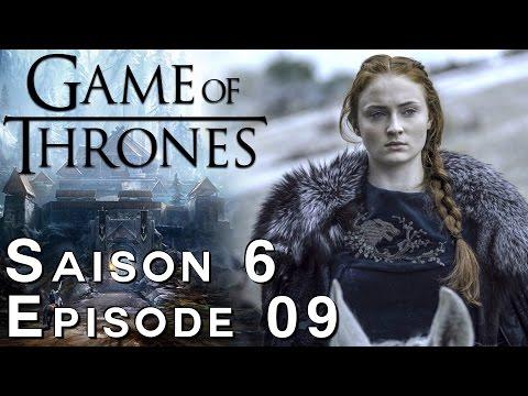 GAME OF THRONES Saison 6 Episode 9 : Avis 100% sur la Bataille des Bâtards