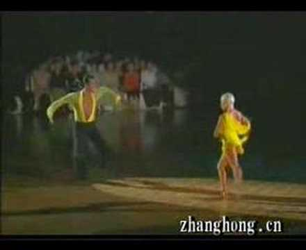 Dancesport - Latin - Cha Cha Cha video