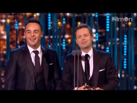 Ant and Dec National Television Awards - Best Entertainment Presenter  2014