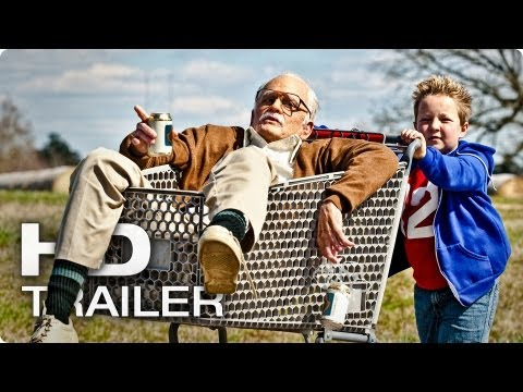 Exklusiv Jack Bad Grandpa Trailer Deutsch German 2013 Johnny Knoxville ...