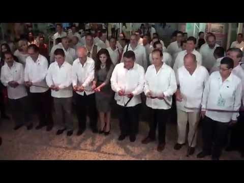 Inaugura David Korefeld reunión nacional de infraestructura hidráulica en Campeche