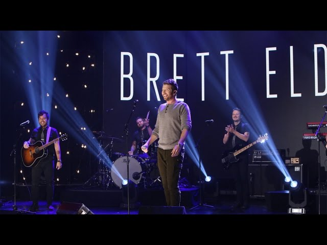 Brett Eldredge- Somethin' I'm Good At