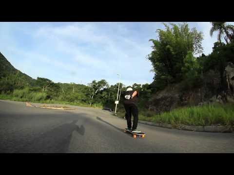 The Baffle 37 Longboard by Original Skateboards