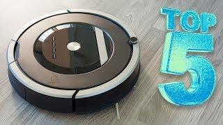 5 Best Robot Vacuums of 2018
