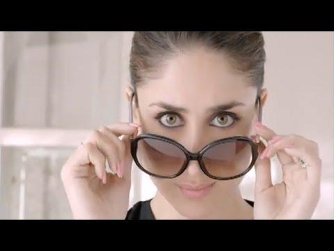 Kareena in Lakme Eyeconic Kajal + Curling Mas...