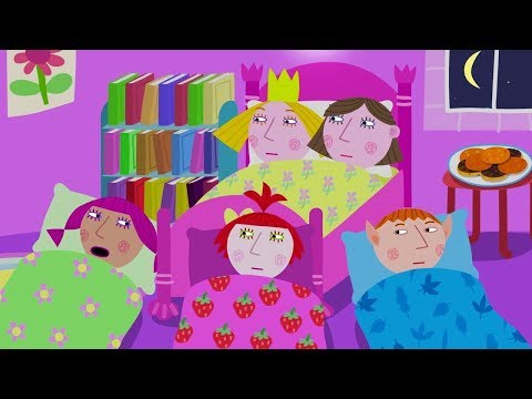 Ben and Holly's Little Kingdom   Ben's Birthday Card Compilation   HD Cartoons for Kids