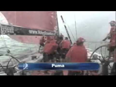 Live Singapore In Port Race 2 | Volvo Ocean Race 2008-09