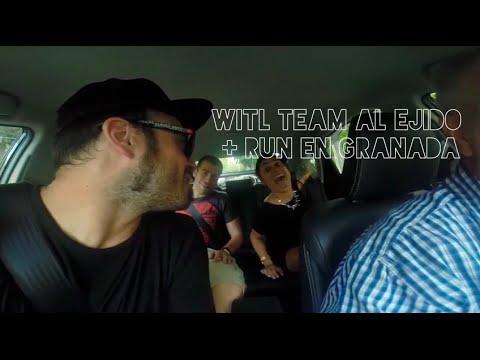 Con WITLteam a El Ejido + entreno run Granada