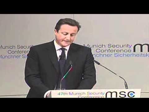 Cameron: State multiculturalism has failed