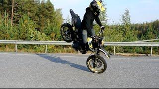 Download YAMAHA WR 125x Stuntriding 3Gp Mp4