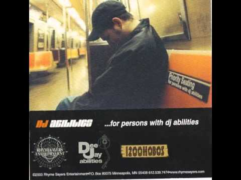 DJ Abilities - ...For Persons With DJ Abilities (2000)