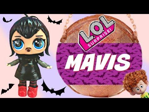 Hotel Transylvania Big LOL Surprise with Custom Mavis Vampire Doll thumbnail