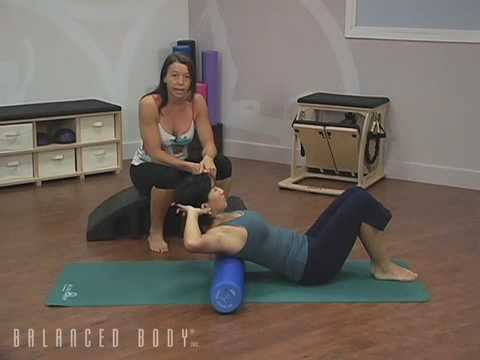 Pilates Enthusiasts : EP22 : Upper Body Release on the Roller