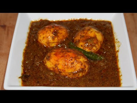 Know The Recipe Of Chettinad Egg Curry-Easy Chettinad Egg Curry Recipe-Indian Egg Recipes