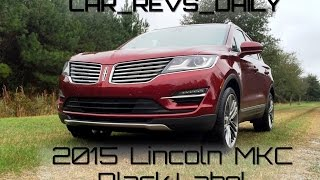 Walkaround - 2015 Lincoln MKC 2.3L EcoBoost AWD Black Label