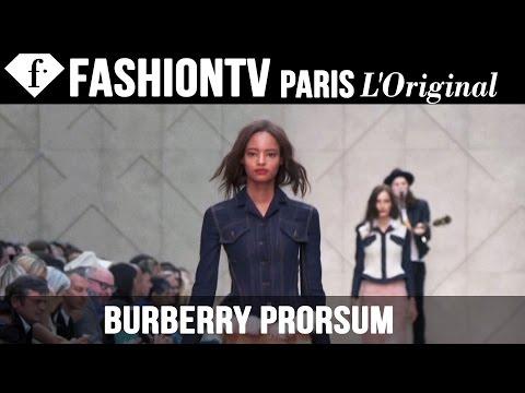 Burberry Spring 2015: Designer's Inspiration ft Christopher Bailey | London Fashion Week | FashionTV