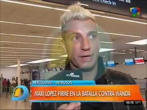 """Maxi López: """"Me gustaría tener una charla con Icardi"""""""