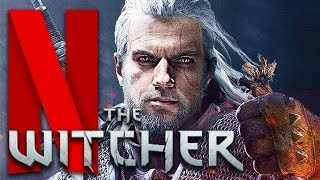 Netflix The Witcher - Who are The Witchers? (Lore)