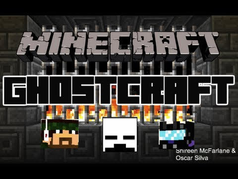Minecraft: GHOSTCRAFT! IP Included!