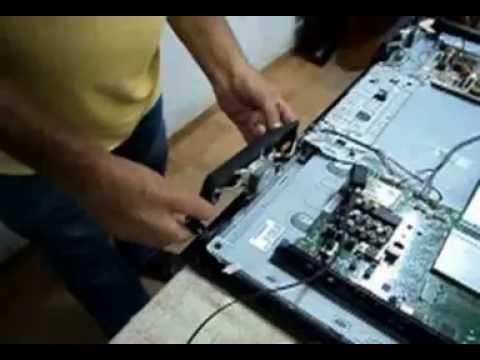 Como consertar facilmente TV LCD Sony desligando sozinha.