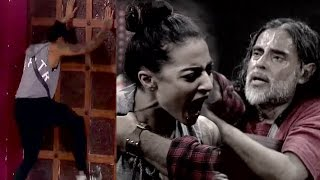 Bigg Boss 10   Day 52   Bani's psychotic behaviour after a fight with Swamiji   9th Dec 2016