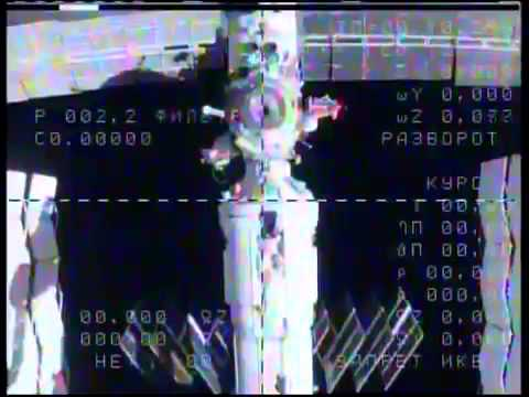 EXPEDITION 20: UNDOCKING