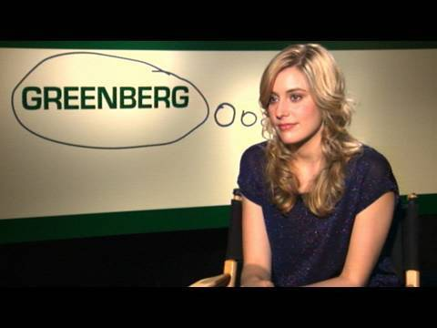 Interview with Greta Gerwig from 'Greenberg'