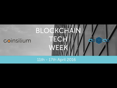 Blockchain Tech Lab 2016