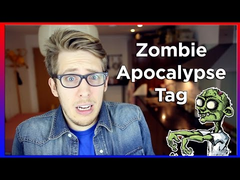 Zombie Apocalypse Tag Evan Edinger