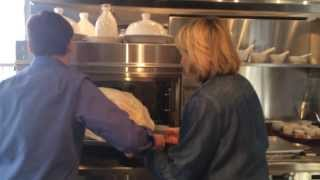 From Marthas Kitchen: It Takes Two to Put a Turkey Into the Oven - Martha Stewart