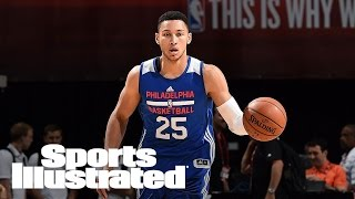 download Ben Simmons' NBA Debut: Anticipation Is Building | SI NOW | Sports Illustrated Video