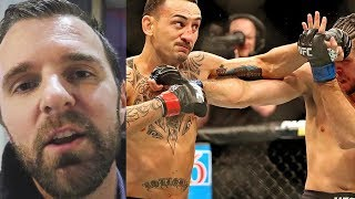 REACTION: Max Holloway Defeats Brian Ortega at UFC 231