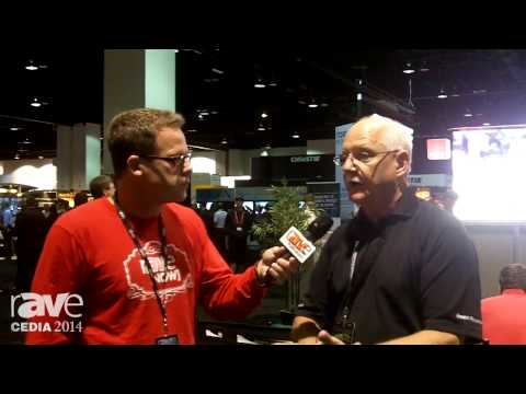CEDIA 2014: Gary Kayye Interviews Steve Olszewski of Stealth Acoustics About Patio Theater