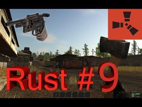 Rust - Часть # 9 | Убийства, защита дома