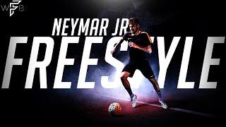 Neymar Jr. -Insane Freestyle Skills- Best Skills/Tricks!   4K