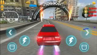 game đua xe/dua xe /City Drift Race*p3/kids game/ kc car for kid