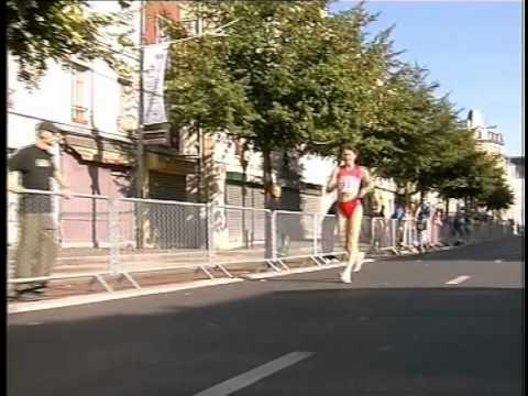 IAAF Introduction To Race Walking