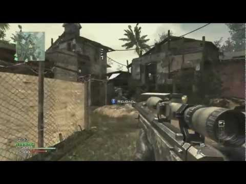Modern Warfare 3 - The Rebirth of Quickscoping