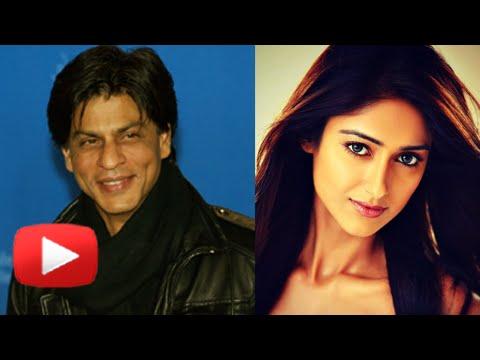 Ileana D'cruz To Romance Shahrukh Khan In Fan? video