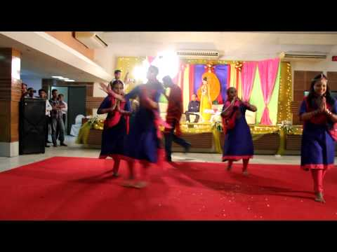 Biye Bari Performance - In Topu Bhaia's Holud