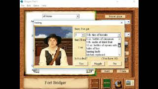 Let's Play The Oregon Trail 2 Pt.14: The Pioneers